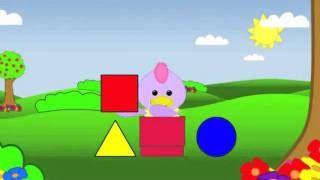vormen benoemen - YouTube