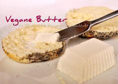 Vegan leben heißt nicht auf Butter verzichten, man macht einfach selbst vegane Butter, die obendrein auch dem Omnigaumen wirklich schmeckt!