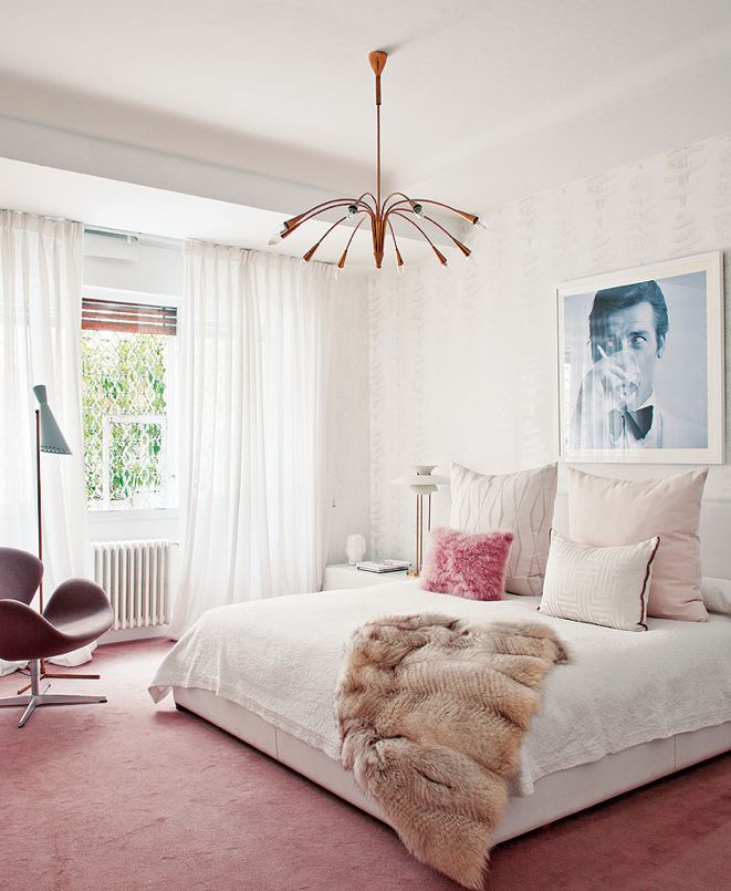 165 Best Pink Beds Images On Pinterest | Master Bedrooms, Bedroom Decor And  Bedroom Ideas