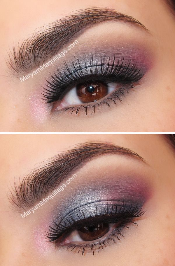 """Northern Lights"" Smokey Eye"