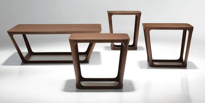 occasional tables via bauhausinteriors.com