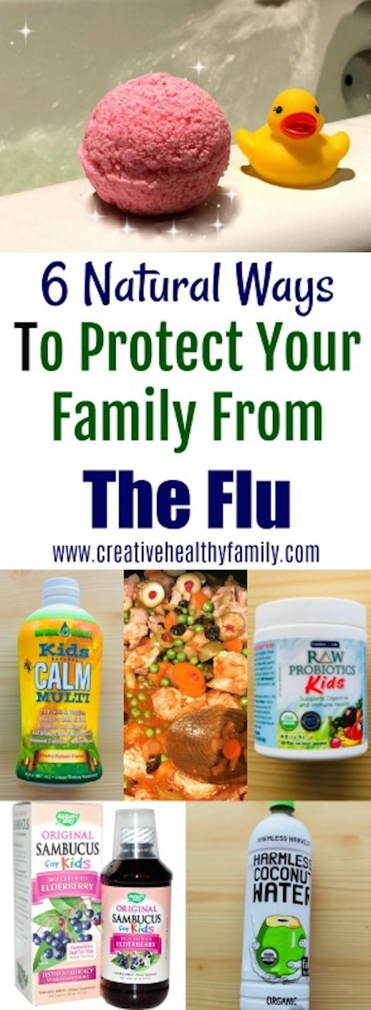 6 Natural Ways To Protect Your Family From The Flu 1