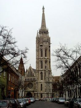Mathias Church - Budabest
