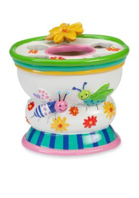 Creative Bath Multi Cute As A Bug Toothbrush Holder
