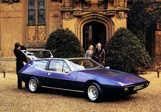 1976 Lotus Elite