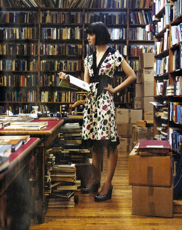 love this >> #librarianstyle