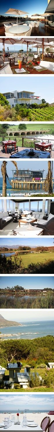 South AfriCAn Restaurants with great views | Features | Eat Out