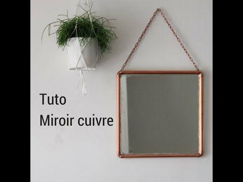 1000 id es sur le th me tubes de cuivre sur pinterest for Miroir cuivre
