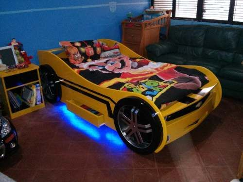 Camas Carros Infantiles Para Niños Y Niñas Juegos De
