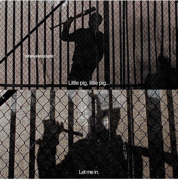 The Walking Dead Season 7 Episode 4 'Service'