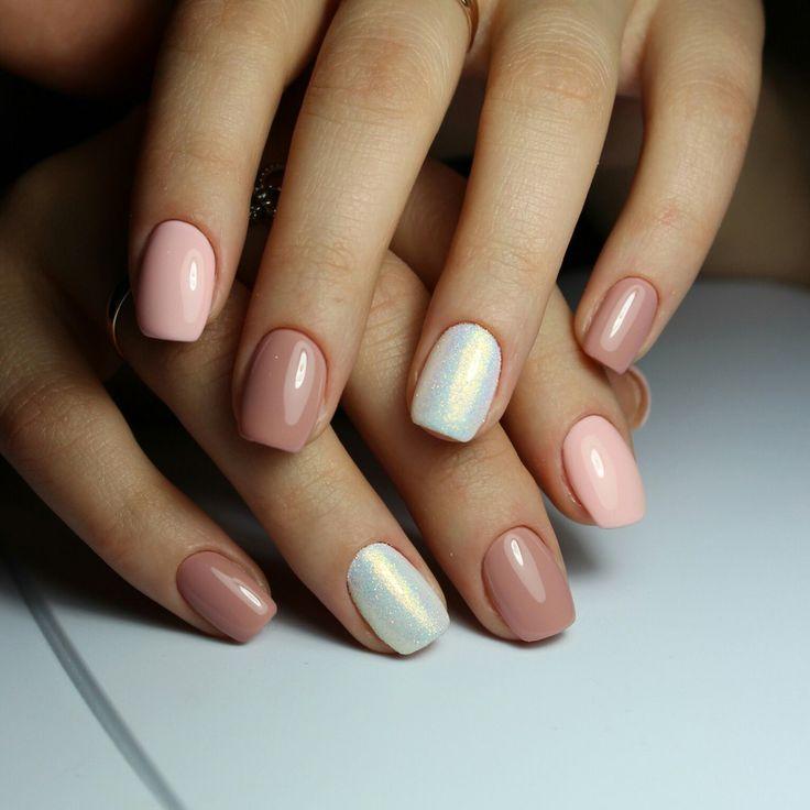 Наше портфолио. Portfolio by KrasotkaPro. #КрасоткаПро #Маникюр #Manicure #Nails #Nailpolish #Ногти #Лак #Нежно #Розовый #Дизайн #Nailart #Дизайнногтей