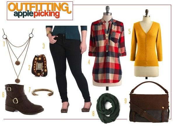 OUTFITTING: Apple Picking