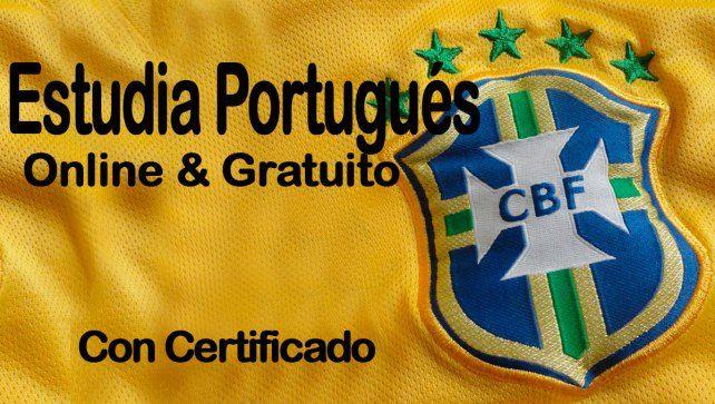 Aprende portugués fácilmente - Online, gratuito y con certificado