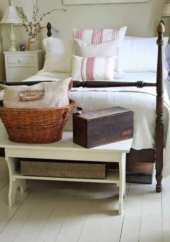 19 ideas para tener un dormitorio de estilo rstico