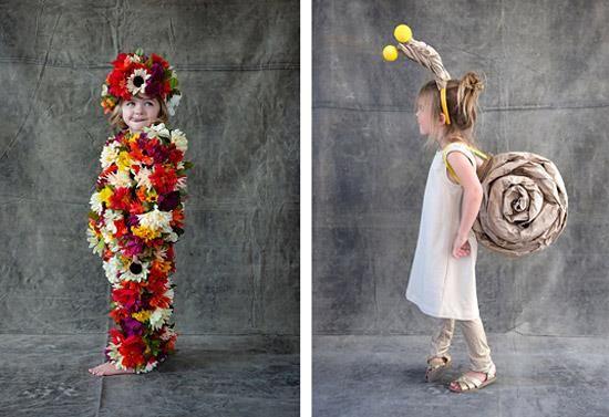 Новогодние костюмы своими руками из сподручных средств