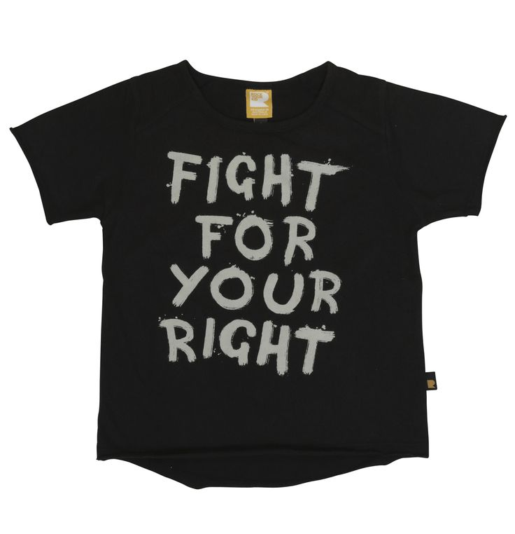 Rock Your Baby - Fight For Your Right Tee