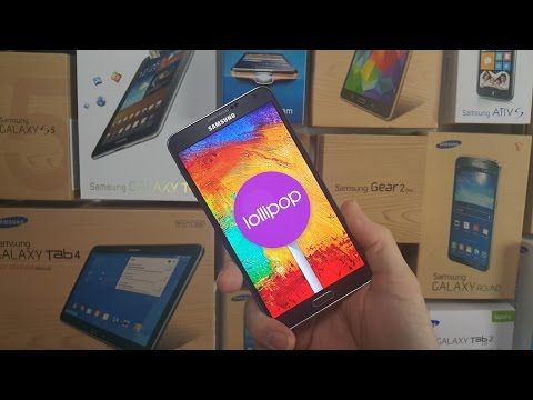 Galaxy Note 3 Lollipop Update: What You Need to Know | Drippler - Apps, Games, News, Updates & Accessories
