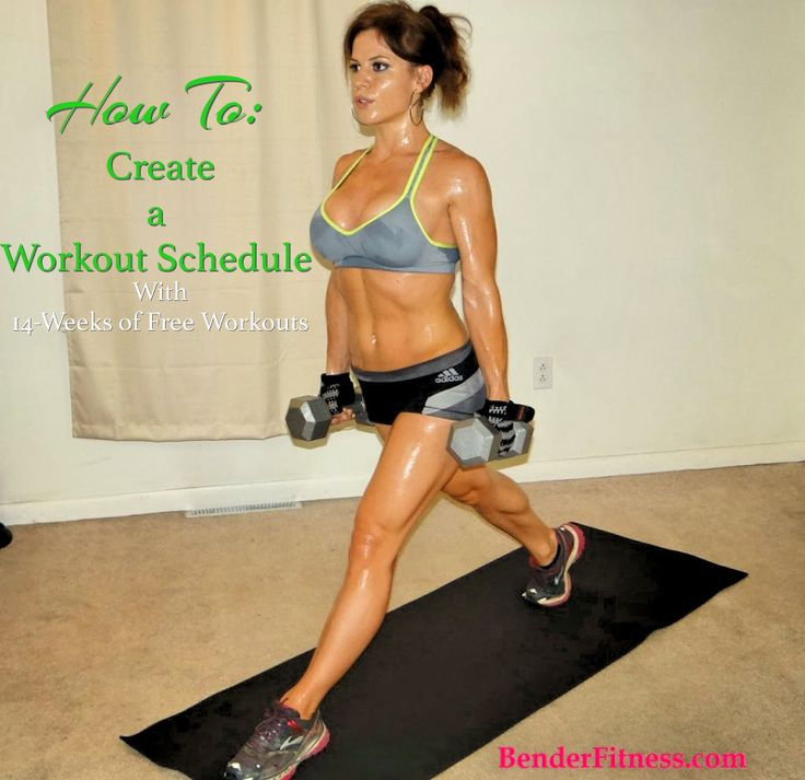 how to create and sell a fitness program