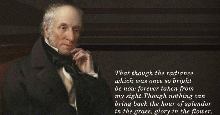 William Wordsworth | Best William Wordsworth Quotes | List of Famous William Wordsworth ...