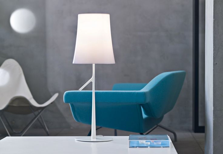 Top Ten: Ludovica and Roberto Palomba's most representative pieces: Birdie Lamp, Foscarini, 2011