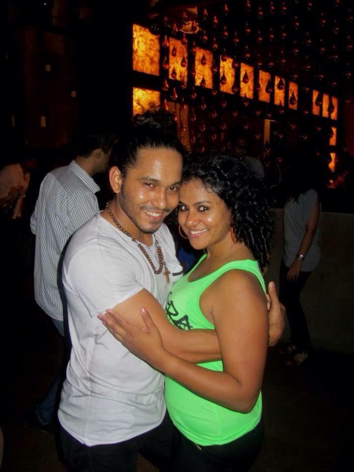 Salsa with Cornel Rodrigues @ Shiro Mumbai