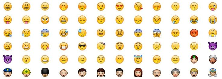 What emojis REALLY mean (we've been using the poo all wrong)