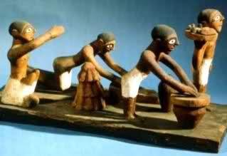 Scrigno del Tempo: Il cibo degli antichi Egizi