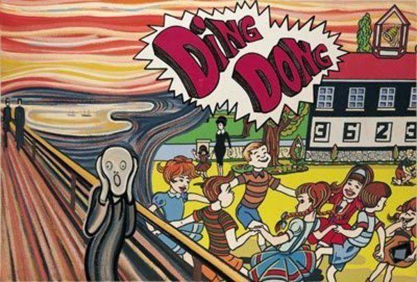 """Erro """"Ding, Dong"""" 1979 d"""