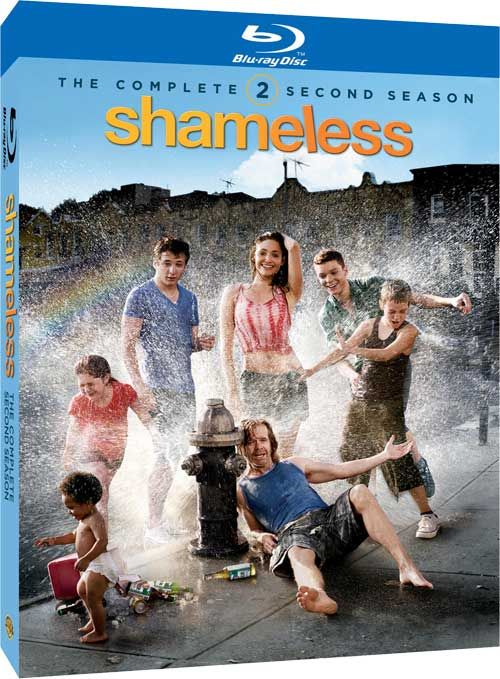 Shameless - 'The Complete 2nd Season' on DVD and Blu-ray: Date, Cost, Extras, Boxes