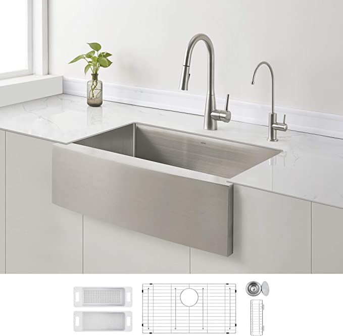 39+ Curved front farmhouse sink inspiration
