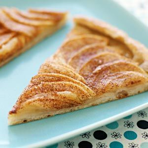 Easy French Apple Tart... Lower Cholesterol Low Sodium Lower Calorie Lower Saturated Fat.