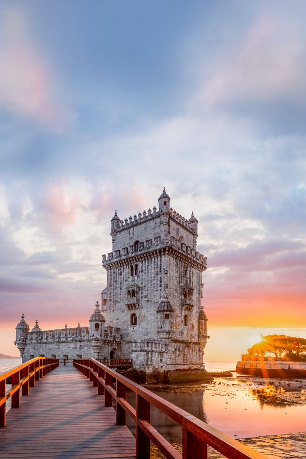 Belem Tower Portugal The Ceremonial Gateway To Lisbon