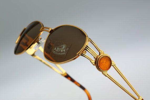 Fendi Mod SL7036 Col 149 / Vintage sunglasses / by CarettaVintage