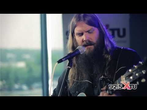 Chris Stapleton - What Are You Listening To (Live Acoustic) - YouTube  Omg what a awesome song !  I Love it :)