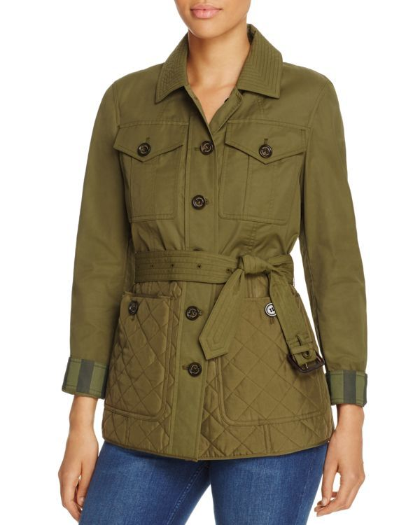 Burberry Whitworth Quilt-Detail Jacket - 100% Exclusive