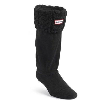 CALCETINES HUNTER CHUNKY CABLE CUFF