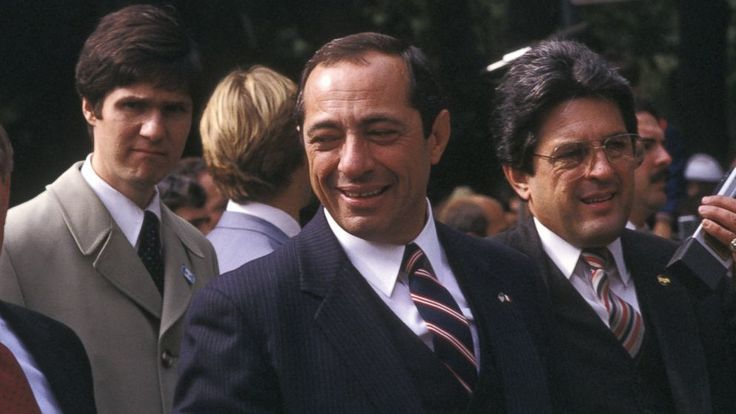 """The death of Mario Cuomo at age 82 brought forth a flood of tributes recalling a man President Obama called """"a determined champion of progressive values."""""""