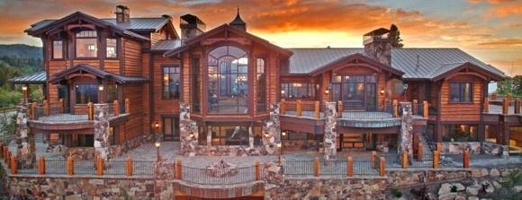 Deerfield Estate Park City Utah 15 000sq Ft Cabin Has
