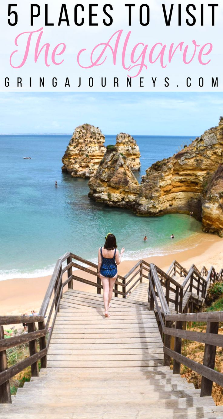The Algarve is one of the most beautiful regions in Portugal. So, which beaches should you visit during your trip? Read more to find out!