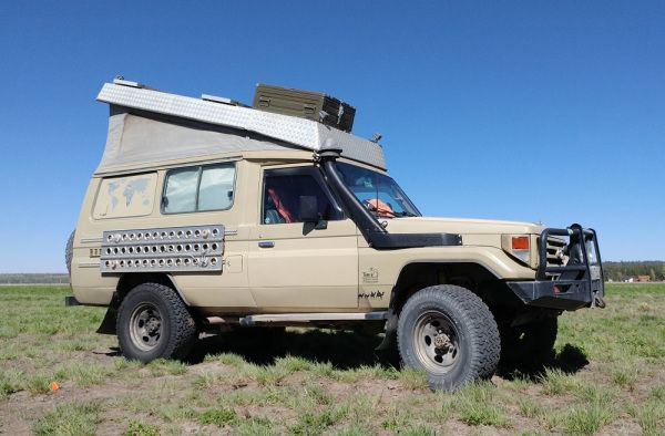 Overland Expo West, located just 30 miles outside of Flagstaff, AZ, earned the nickname Snowverland Expo due to the cold, snow weather last year. This year, the event's temperatureswere much…