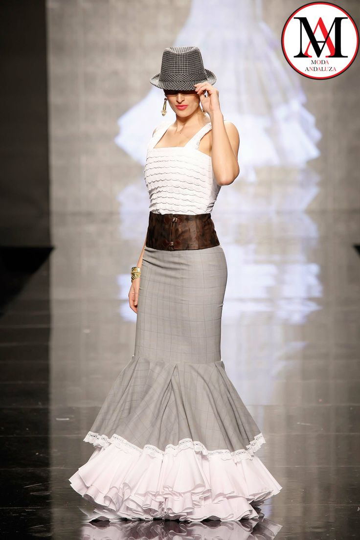 Pasarela Simof2014 diseños de la diseñadora Pilar Rubio. Fotografía de Chema Soler. Plataforma Moda Andaluza  https://www.facebook.com/ModaEnAndalucia @Moda_Andaluza