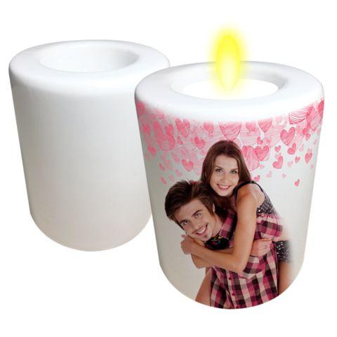 Large Candle Holder (Personalise it!)