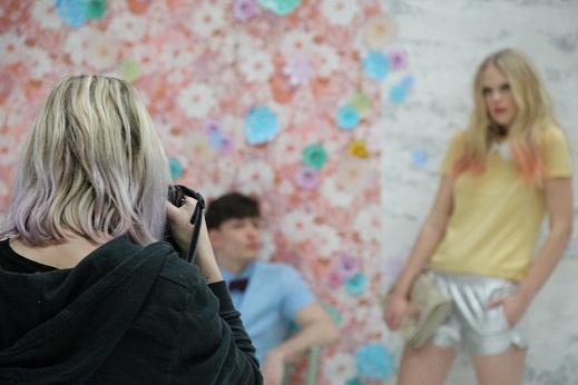SACHA // Pretty Pastels campaign