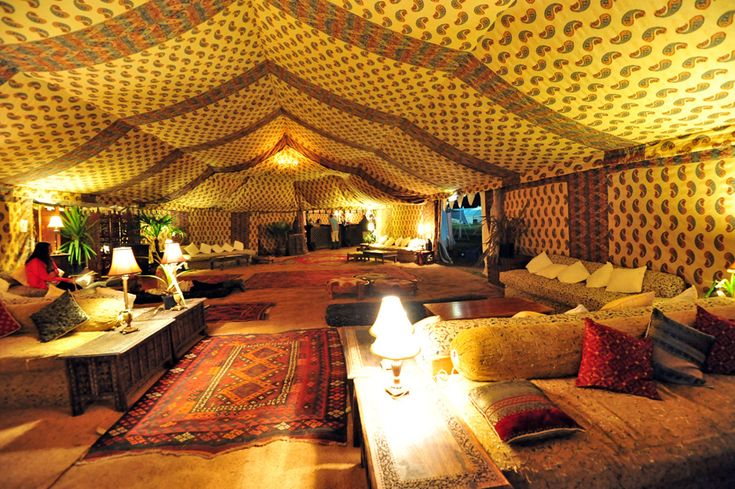 Bedouin Tent Inside Tent Interiors And Search On