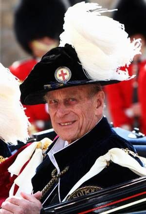 Prince Philip's gaffes