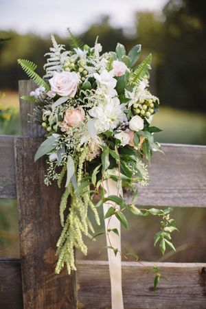 brides tell all; gorgeous ceremony marker | Katherine Miles Jones #wedding