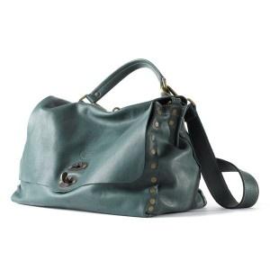 L'originale borsa del postino anni '50, rivisitata in chiave moderna.