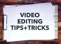 Video Editing Tips & Tricks from VidProMom.com - how to create awesome GoPro videos and family movies