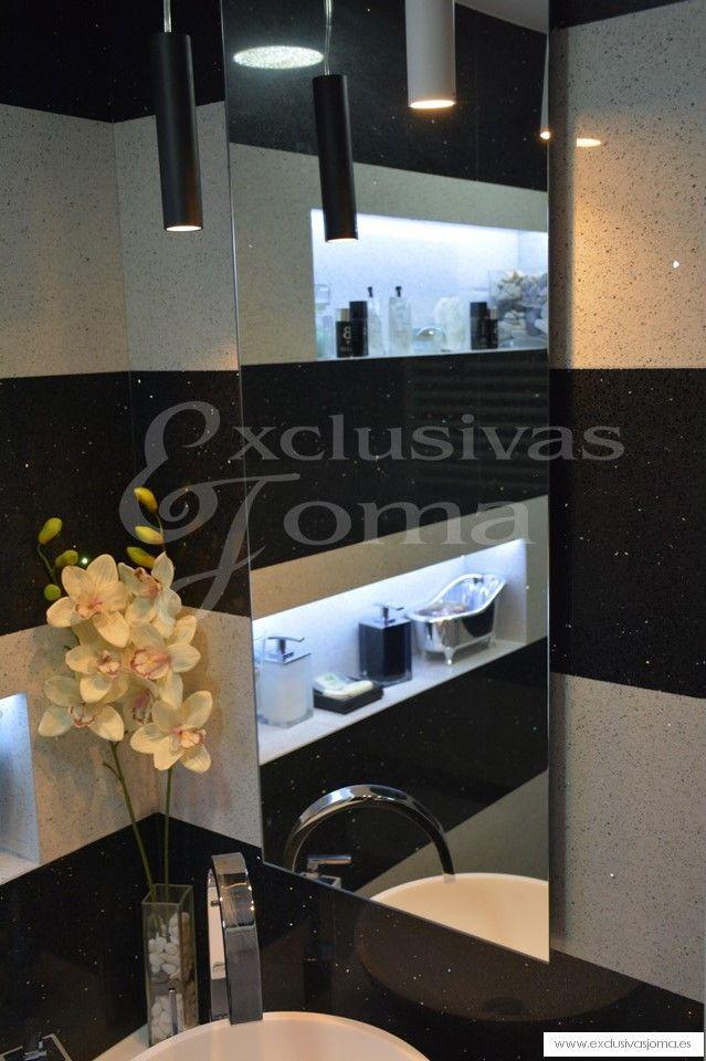 Muebles De Baño Farode espejo de Faro Cisterna empotrada Geberit