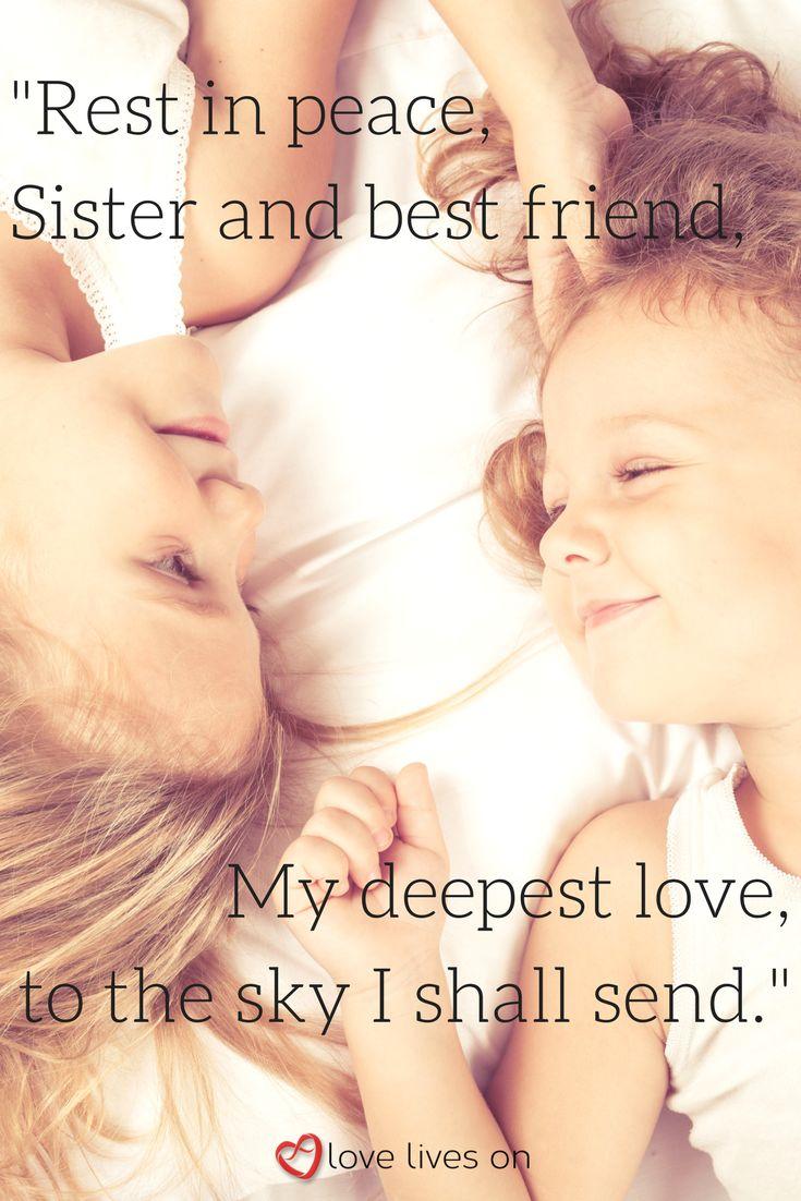 best 25+ best quotes for sister ideas on pinterest | best friend